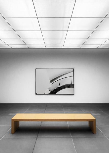 Ausstellung Fotografie auf Fineartpapier gerahmt
